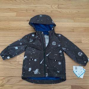 2t Carter's rain coat